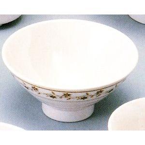 メラミン食器 キャメル 飯椀(身)CM-4|hikari-chyubo