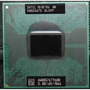 Intel(インテル) Core2 Duo Processor T9600 2.80Hz