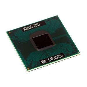 Intel インテル Core2 Duo T7250 CPU モバイル 2.00GHz バルク - ...
