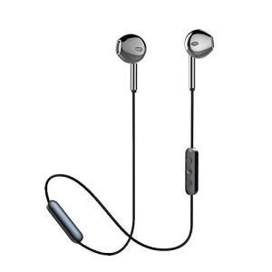 2019進化版 金属仕様 長時間連続再生 高音質ACC対応 IPX5完全防水Gaosa イヤホン Bluetooth 5.0 高音質 ワイヤ|hikarigarden