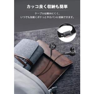 ARKARTECH T6 イヤホン 高音質 ハイレゾ イヤフォン カナル型イヤホン 重低音 hi-res 有線 マイク付き リモコン 通話可|hikarigarden