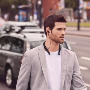 ソニー SONY ワイヤレスノイズキャンセリングイヤホン WI-1000X : Bluetooth/ハイレゾ対応 最大10時間連続再生 カナ|hikarigarden