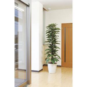 人工観葉植物 ジャイアントポトス 1.8m|hikarinorakuen