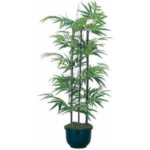 人工観葉植物 黒竹 1.0m|hikarinorakuen