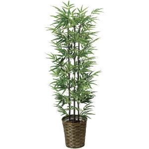 光触媒人工観葉植物 黒竹 1.35m|hikarinorakuen