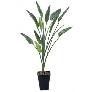 光触媒人工観葉植物 ストレチア1.6m|hikarinorakuen