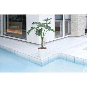 人工観葉植物 セローム1.3m|hikarinorakuen