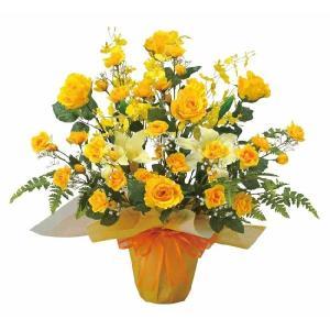 造花アレンジフラワー ゴールデンゲート|hikarinorakuen