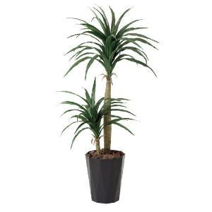 光触媒人工観葉植物 ドラセナコンシンネ1.3m|hikarinorakuen