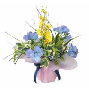 光触媒造花 アレンジフラワー|hikarinorakuen