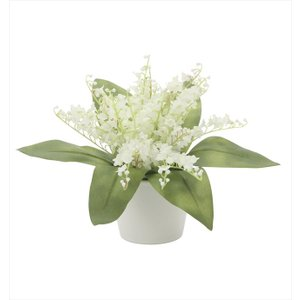 造花アレンジフラワー すずらん|hikarinorakuen