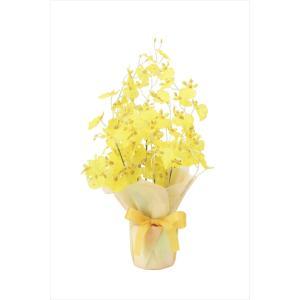 光触媒造花 オンシジューム|hikarinorakuen