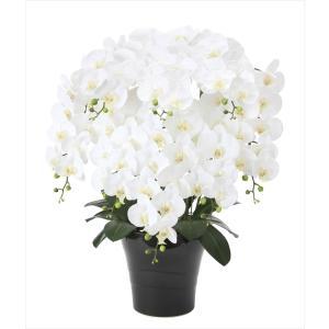 造花アレンジフラワー フレッシュ胡蝶蘭W8本立|hikarinorakuen