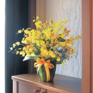 光触媒造花 ゴールドストライク hikarinorakuen