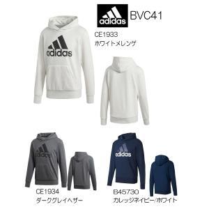 adidas アディダス ロゴパーカー M ESSENTIA...