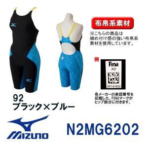 送料無料/ポイント10倍MIZUNO(ミズノ)レディース競泳用水着GX・SONIC3MRハーフスーツN2MG6202競泳/布帛素材/選手向き/マルチレーサー