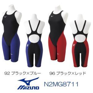 ミズノ MIZUNO 競泳水着 レディース f...の詳細画像1