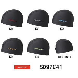 SD97C41 SPEEDO(スピード) トリコットキャップ 水泳帽/スイムキャップ/スイミング/プール/水泳小物