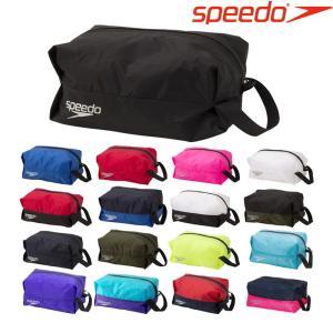 スピード SPEEDO 水泳 ウォータープルーフ(S) バッグ ポーチ SD98B66