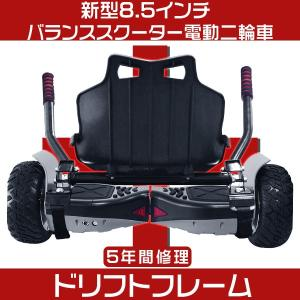 送料無料 10インチ 電動二輪車 バランススクーター HAP...
