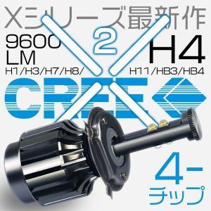 3%クーポンLEDヘッドライト フォグ EMC対応 CREE 40W 12V 4チップ 二面発光 オールインワン H1 H3 H7 H8 H11 slj hikaritrading1