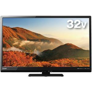 三菱電機 32V型液晶テレビ REAL LCD-32LB8