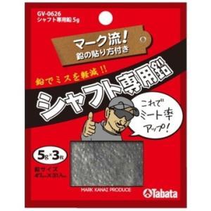 タバタ ■シャフト専用鉛 5g GV-0626|hikaritv