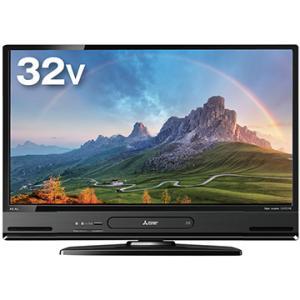 三菱電機 32V型録画液晶テレビ REAL LCD-A32BHR10