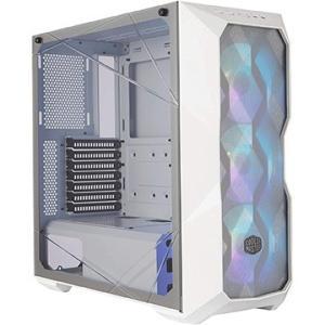 Cooler Master PCケース MasterBox TD500 メッシュホワイト MCB-D500D-WGNN-S01|ひかりTVショッピング