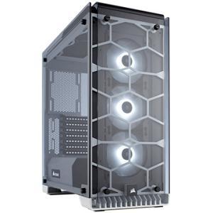 Corsair PCケース Crystal 570X WHITE RGB CC-9011110-WW|ひかりTVショッピング