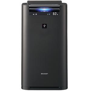 SHARP 加湿空気清浄機 プラズマクラスター25000 グレー KI-LS50-H|ひかりTVショッピング