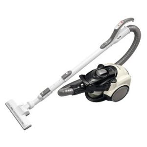 シャープ サイクロン式掃除機 タービンヘッドタイプ ベージュ EC-CT12-C