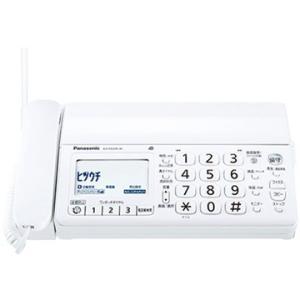 パナソニック KX-PD205DL-W デジタルコードレス普通紙ファクス(子機1台付き)(ホワイト) hikaritv 02