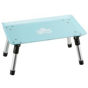 ロゴスコーポレーション スタックカラータフテーブル-AF(ブルー) 73189022|hikaritv