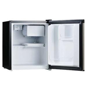 ドメティック 1ドア 冷蔵庫 42L シルバーステンレス&ブラック 小型冷蔵庫 DS42|hikaritv|02