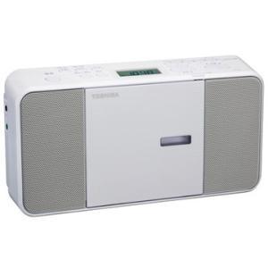 東芝 CDラジオ ホワイト TY-C250-Wの関連商品6