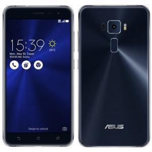 【ポイント10倍】ASUS ZenFone 3 5.5インチ サファイアブラック ZE552KL-BK64S4