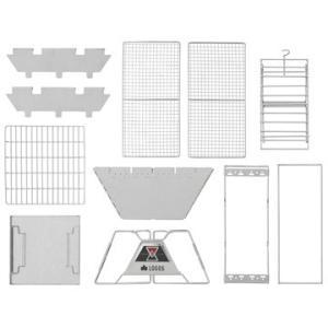 ロゴスコーポレーション LOGOS The ピラミッドTAKIBI L コンプリート 81064166 hikaritv 02