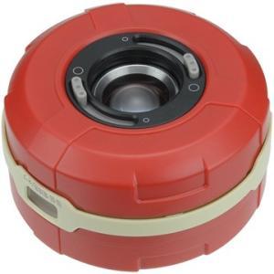 グリーンハウス LED伸縮キャンプライト レッド GH-LED4PUA-RD hikaritv 02