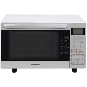 アイリスオーヤマ オーブンレンジ 18L フラットテーブル MO-F1801