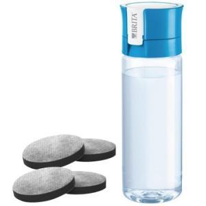 ブリタ 浄水機能付き携帯ボトル フィル&ゴー スターターセット ブルー BJ1029866|hikaritv