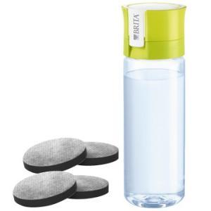 ブリタ 浄水機能付き携帯ボトル フィル&ゴー スターターセット ライム BJ1029870|hikaritv