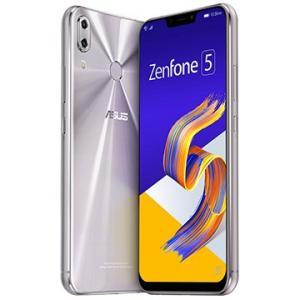 ASUS Zenfone 5 スペースシルバー ZE620KL-SL64S6