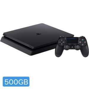 SIE PlayStation(R)4 ジェット・ブラック 500GB CUH-2200AB01|hikaritv
