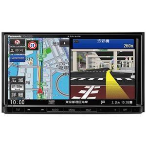 パナソニック ストラーダ 7V型 メモリーナビ/地デジ/DVD/Bluetooth対応 CN-RE05D|hikaritv