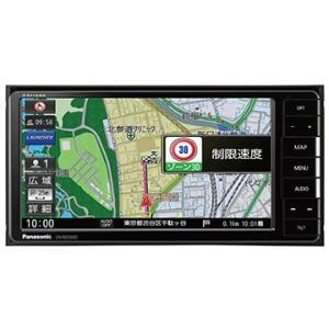 パナソニック ストラーダ 7V型ワイド メモリーナビ/地デジ/DVD/Bluetooth対応 CN-RE05WD