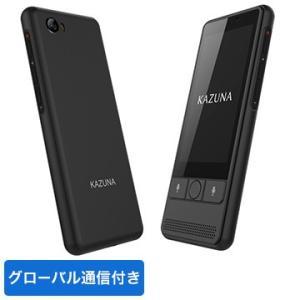 TAKUMI JAPAN KAZUNA eTalk5 ブラック+グローバル通信(2年) TKMT18...