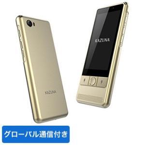 TAKUMI JAPAN KAZUNA eTalk5 シャンパンゴールド+グローバル通信(2年) T...