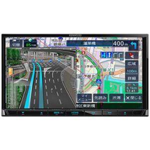 JVCケンウッド 彩速ナビ 7V型メモリーカーナビ/ワンセグ/DVD/USB/SD MDV-L406