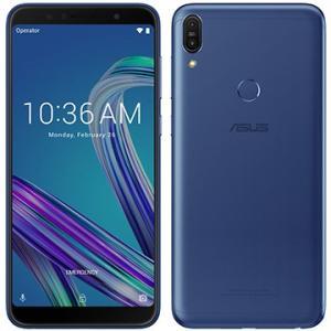 ASUS ZenfoneMaxProM1 スペースブルー ZB602KL-BL32S3